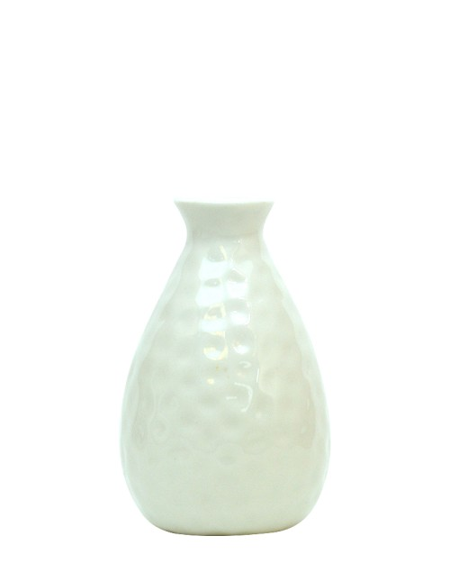 WHITE CERAMIC JAR 1(100ml)